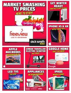 Electronics & Appliances offers in the Dick Smith catalogue in Carterton