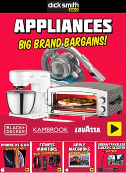 Electronics & Appliances offers in the Dick Smith catalogue in Auckland