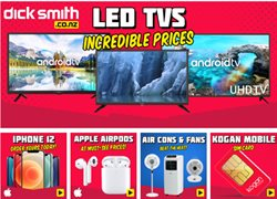 Electronics & Appliances offers in the Dick Smith catalogue in Tauranga ( 18 days left )