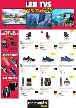 Dick Smith catalogue ( Published today)