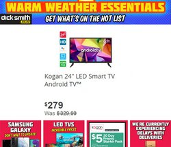 Electronics & Appliances offers in the Dick Smith catalogue ( Published today)