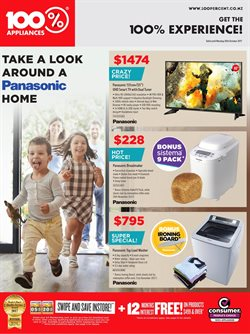 Offers from 100 % Appliances in the Auckland special