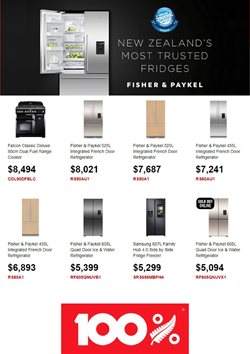 100 % Appliances catalogue ( Expired )