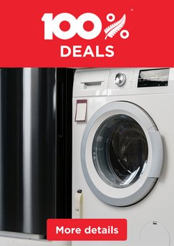 100 % Appliances offers in the 100 % Appliances catalogue ( 29 days left)