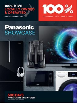 100 % Appliances offers in the 100 % Appliances catalogue ( 6 days left)