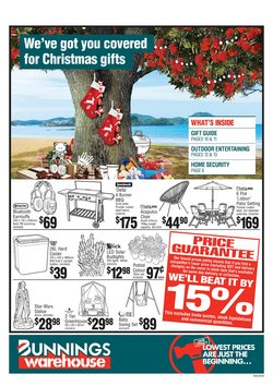 Offers from Bunnings Warehouse in the Wellington special