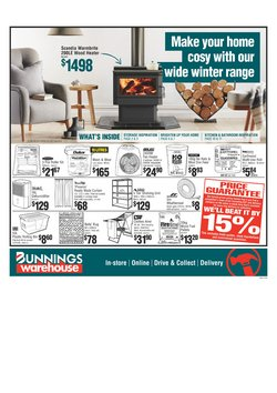 Bunnings Warehouse catalogue ( Expired )