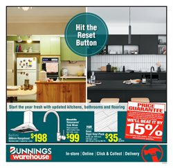 Bunnings Warehouse catalogue ( 5 days left )