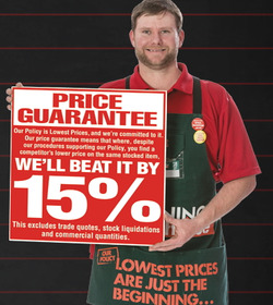 Offers from Bunnings Warehouse in the St Lukes special