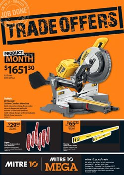 Hardware & garden offers in the Mitre 10 Mega catalogue in Orewa