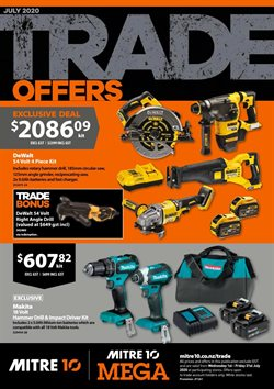 Mitre 10 catalogue in Tauranga ( 25 days left )