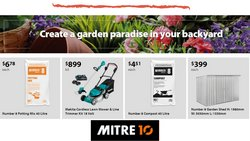 Mitre 10 catalogue ( 6 days left)