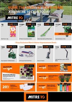 Mitre 10 catalogue ( Expired )