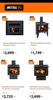 Hardware & Garden offers in the Mitre 10 catalogue ( 4 days left )