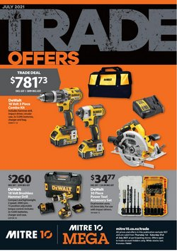 Hardware & Garden offers in the Mitre 10 catalogue ( 6 days left)