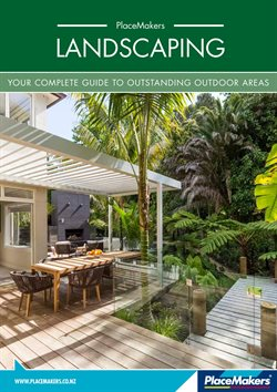 Offers from Placemakers in the Auckland special