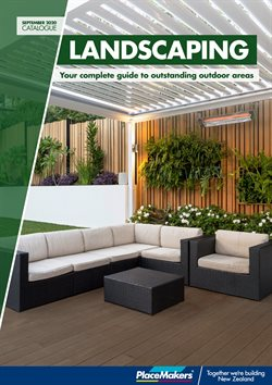 Hardware & Garden offers in the Placemakers catalogue in Auckland ( 2 days left )