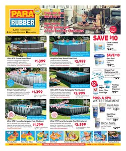 Hardware & Garden offers in the Para Rubber catalogue in Auckland ( 3 days left )