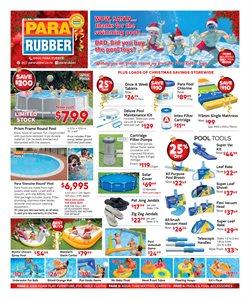 Para Rubber catalogue ( Expired )