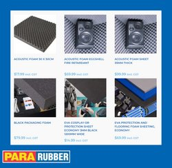 Para Rubber offers in the Para Rubber catalogue ( Expired)
