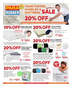 Para Rubber offers in the Para Rubber catalogue ( 6 days left)