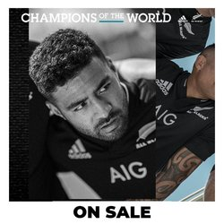 Champions of the World offers in the Champions of the World catalogue ( Expires today)