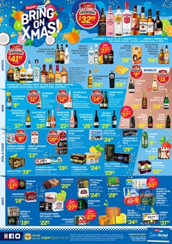 Offers from Super Liquor in the Hokitika special