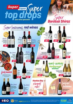 Offers from Super Liquor in the Alexandra special