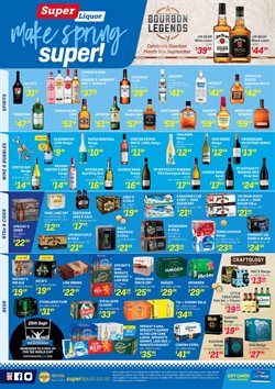 Supermarkets offers in the Super Liquor catalogue in Alexandra