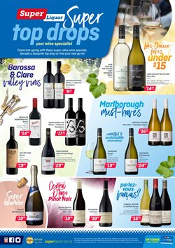 Offers from Super Liquor in the Auckland special