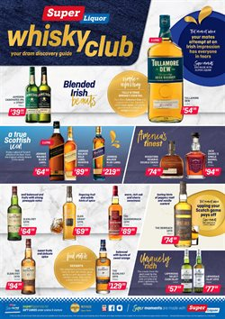Super Liquor catalogue ( 8 days left )