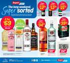 Supermarkets offers in the Super Liquor catalogue in Putaruru ( 6 days left )