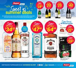 Supermarkets offers in the Super Liquor catalogue ( 2 days left )