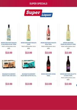 Super Liquor catalogue in Putaruru ( 5 days left )