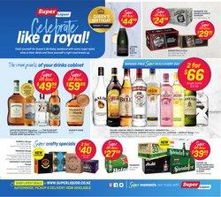 Super Liquor offers in the Super Liquor catalogue ( Expired)