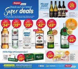 Super Liquor catalogue ( 4 days left)