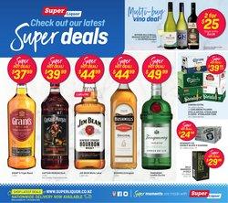 Super Liquor catalogue ( Expires tomorrow)