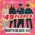North Beach catalogue ( 10 days left )