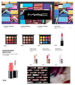 MAC Cosmetics catalogue ( Expired )