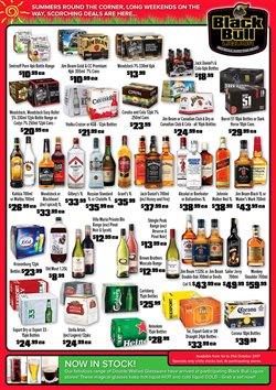 Grocery & Liquor offers in the Thirsty Liquor catalogue in Carterton