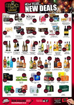 Offers from Thirsty Liquor in the Auckland special