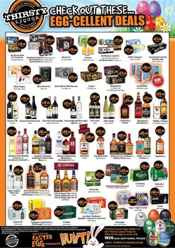 Thirsty Liquor catalogue ( 8 days left )
