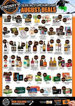 Supermarkets offers in the Thirsty Liquor catalogue ( 26 days left)