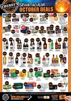 Thirsty Liquor catalogue ( 15 days left)