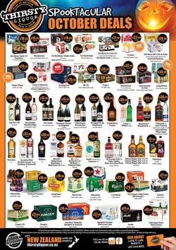 Thirsty Liquor catalogue ( 5 days left)