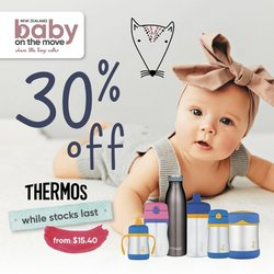 Babies, Kids & Toys offers in the Baby on the move catalogue ( 3 days left)