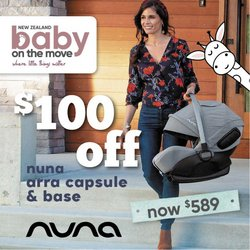 Babies, Kids & Toys offers in the Baby on the move catalogue ( 5 days left)