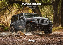 Jeep offers in the Jeep catalogue ( More than a month)