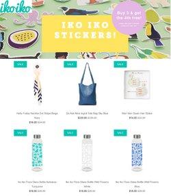 Iko Iko offers in the Iko Iko catalogue ( 19 days left)