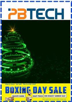 PB Tech catalogue ( Expired )